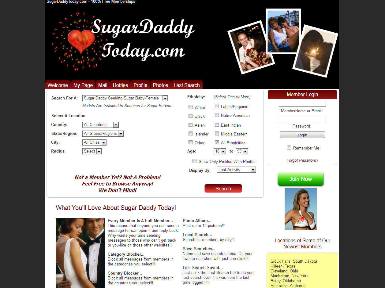sugardaddie dating website reviews Read latest users reviews of popular sugar daddy and sugar baby online dating websites sugardaddylot is all about sugar daddy dating.